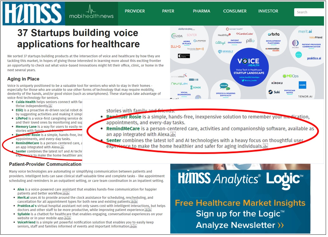 Mobihealthnews - HimSS